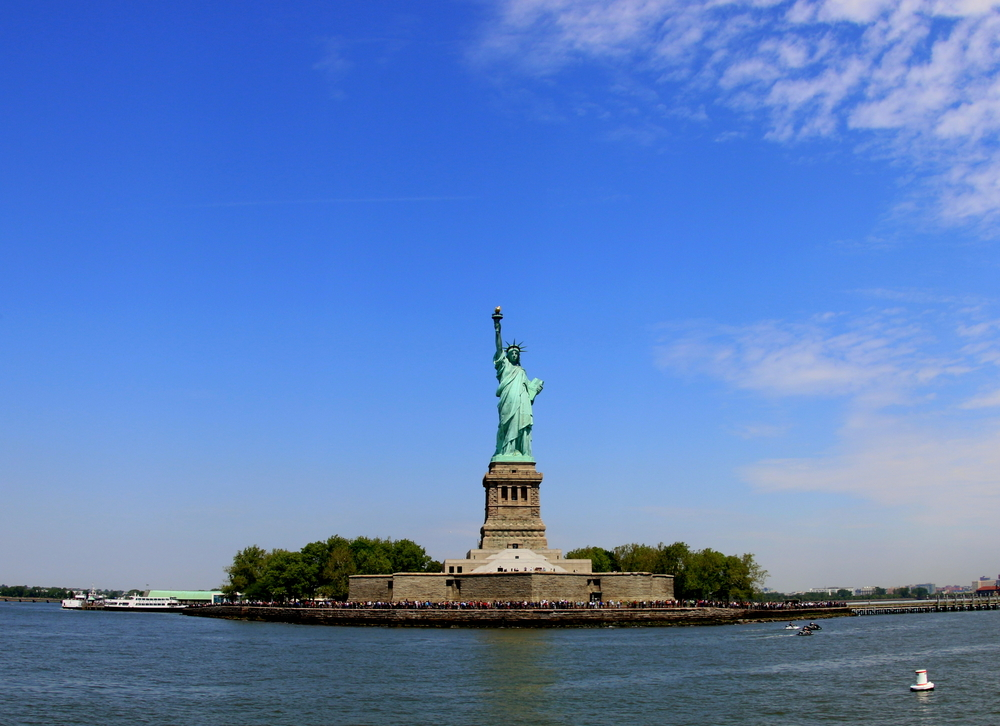 Orbitz-NYC on a budget-Statue of Liberty
