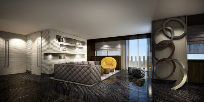 Presidential Suite, Watergate Hotel, Washington DC