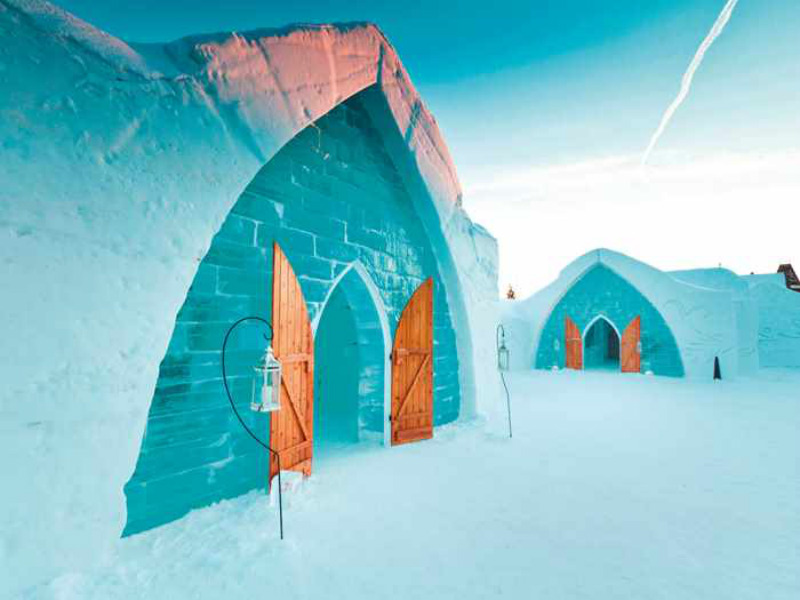 Ice Hotel | Photo: Quebec Region