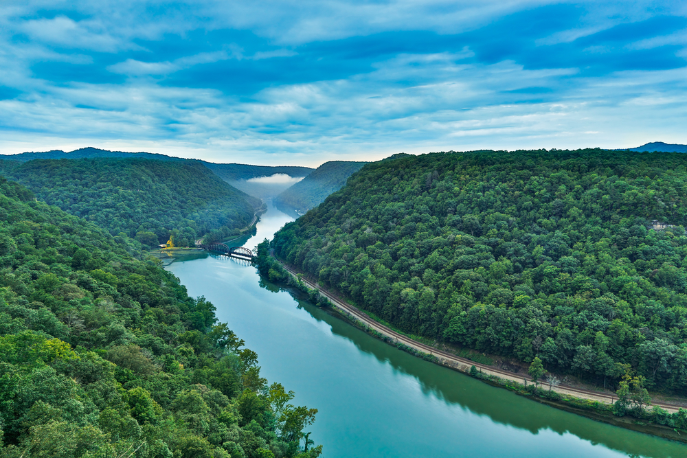 New River Gorge, National River, West Virginia