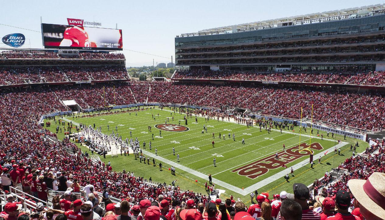 Levi's Stadium, Santa Clara | Photo: Jim Bahn / Flickr