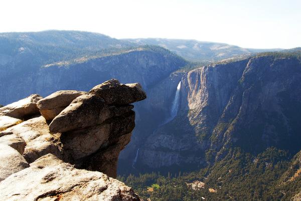 Inspiration Point at Yosemite National Park