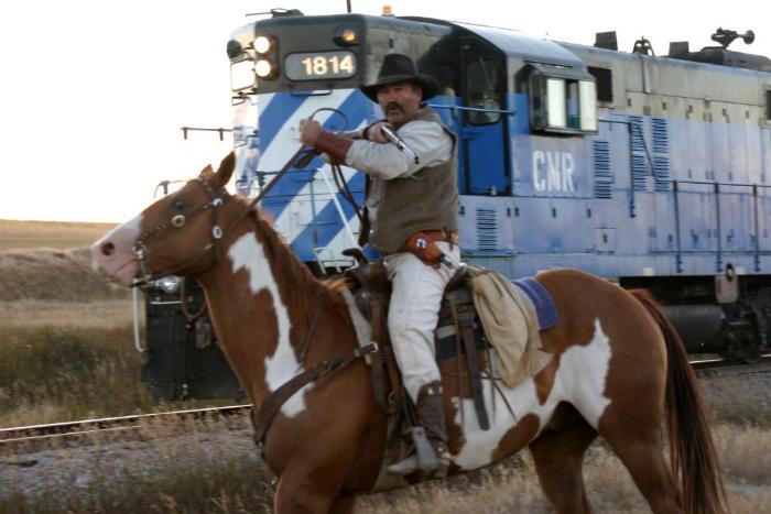 Charlie Russell Chew Choo dinner train - Montana's Premier Dinner Train
