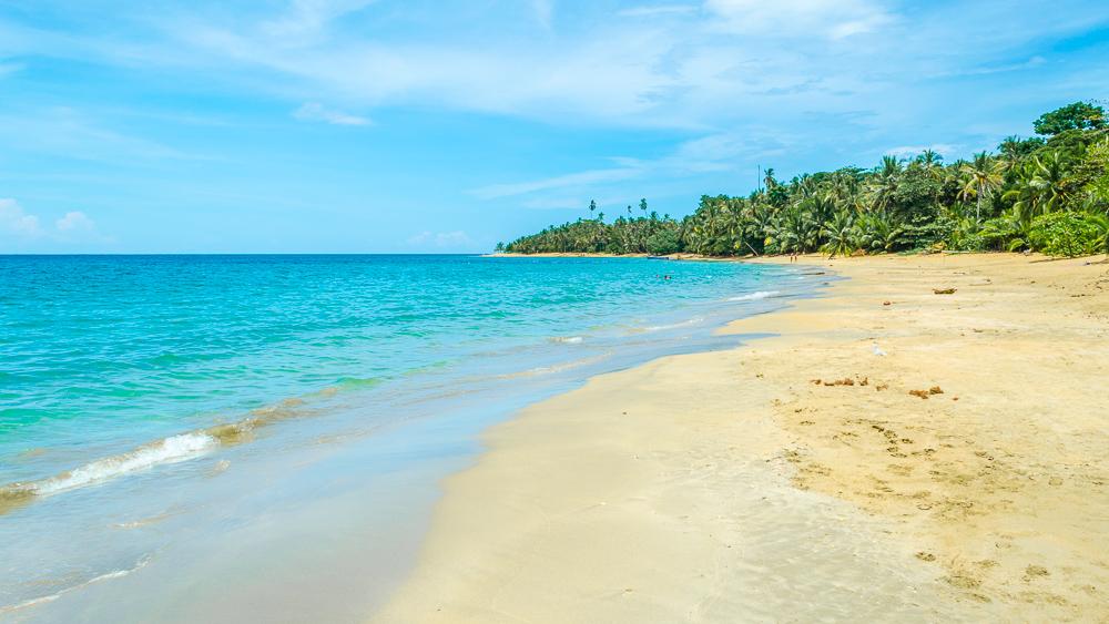 Puerto Viejo Costa Rica - Beach - Caribbean Sea