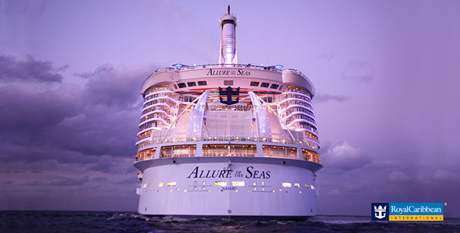 Royal Caribbean International's Allure of the Sea