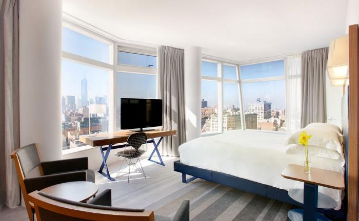 Standard Hotel, New York