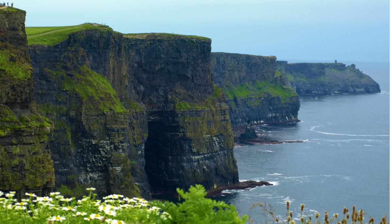 Cliffs of Mohair, Ireland