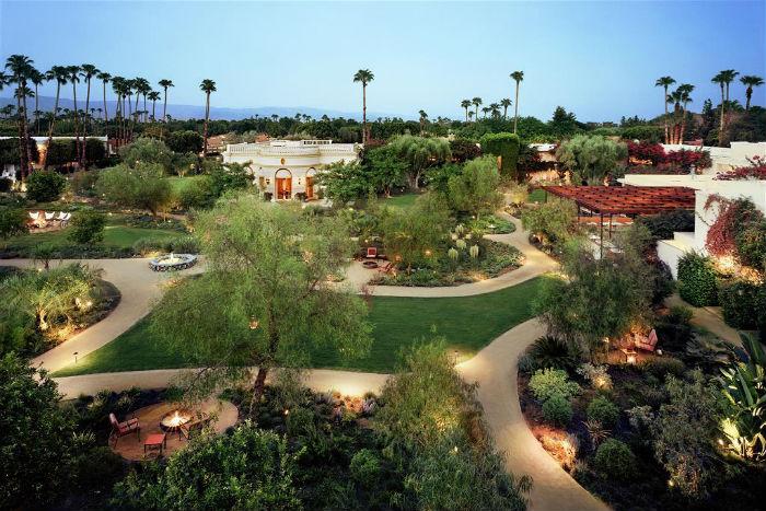 Palm Springs, Parker Hotel, Le Meridien, midcentury, Jonathan Adler