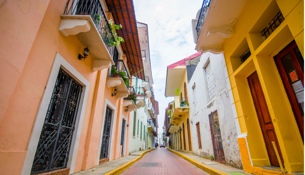 Old Town, Panama City, Panama