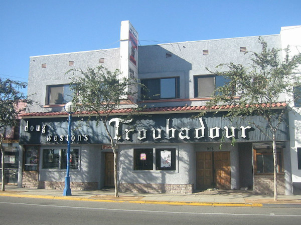 The Troubadour | Gary Minnaert via Wikimedia Commons
