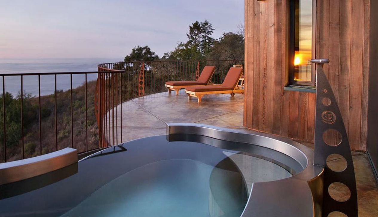 Hotels With Jacuzzi In Room East London