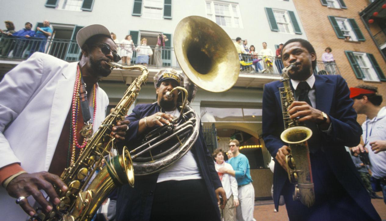 Jazz, New Orleans, Jazzfest