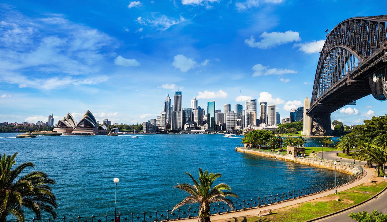 Sydney Australia sweepstakes