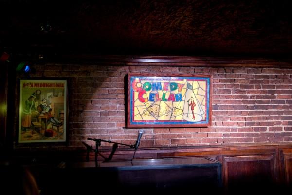 The Comedy Cellar