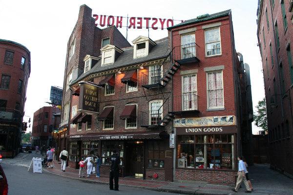 Union OysterHouse, Boston