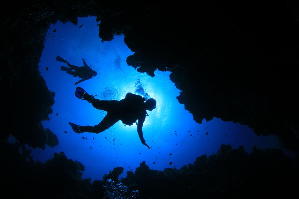 Cave diving, Florida