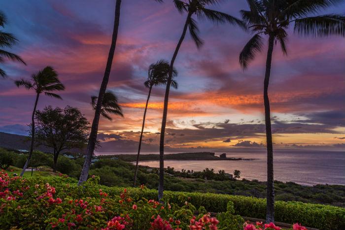 Lanai, Hawaii, Four Seasons, South Pacific