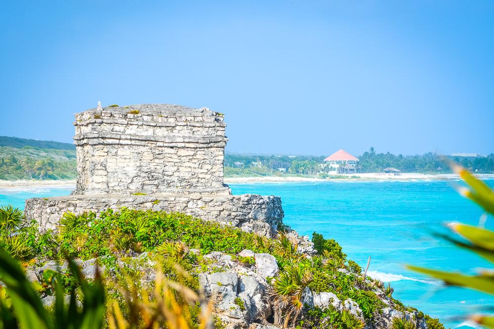 Orbitz-Mexico-Yucatan-Tulum-Mayan Ruins-caribbean sea
