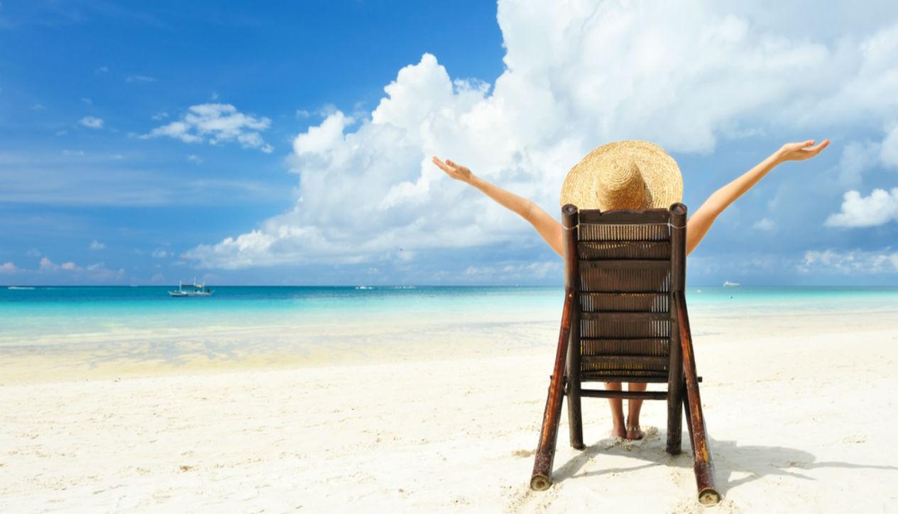 beach, vacation, getaway, trip, traveler