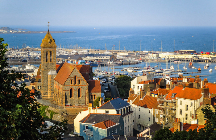 Saint Peter Port, Guernsey, Channel Islands