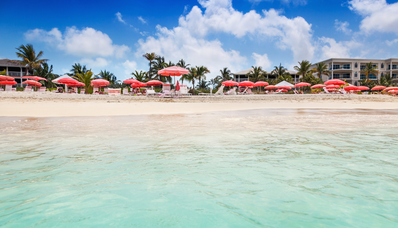 Turks and Caicos, beach, tax refund vacations