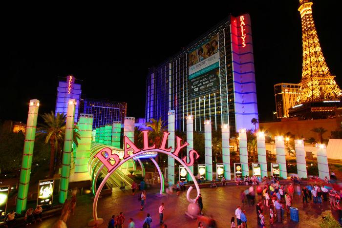 Bally's, Las Vegas, Sin City, gaming, hotel, resort, Las Vegas Strip