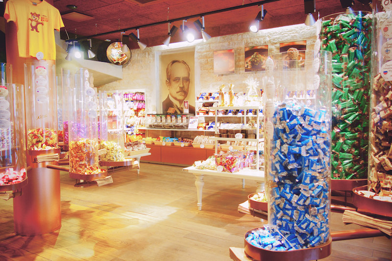 Kalev Chocolate Shop