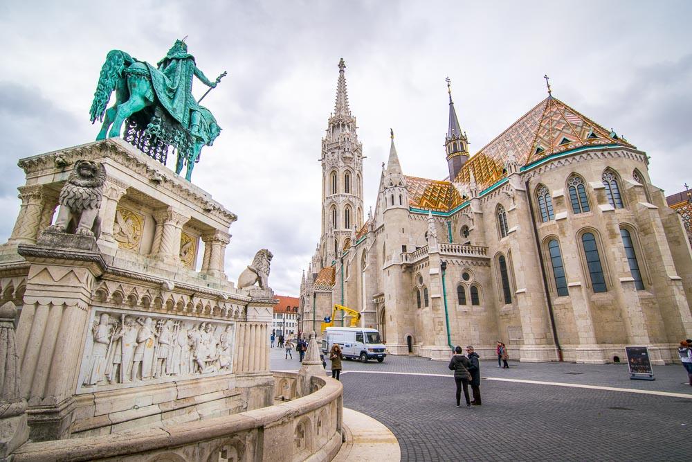 Orbitz-3 Perfect Days in Budapest-Matthias Church-GettingStamped