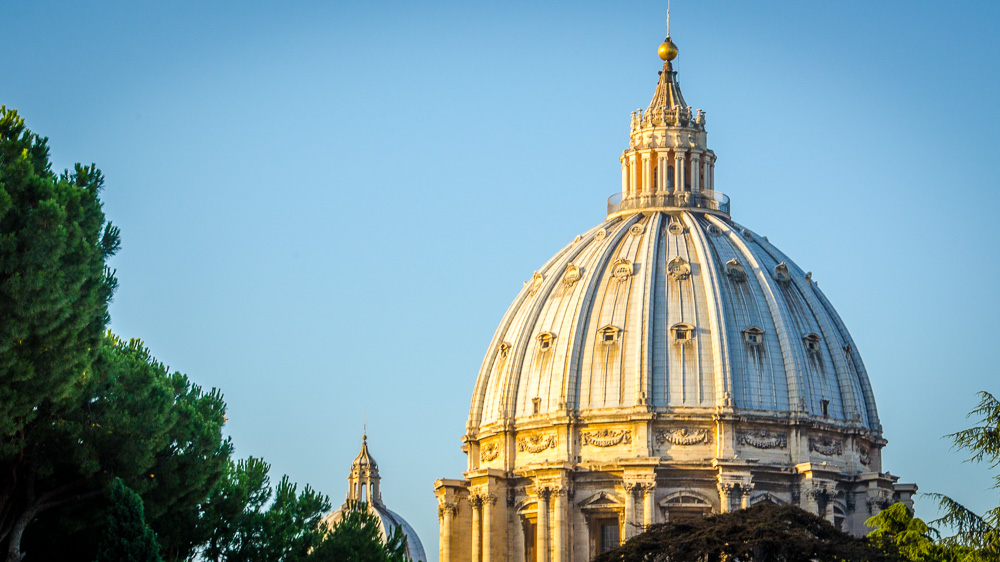 St. Peter's Basilica - Photo by Author