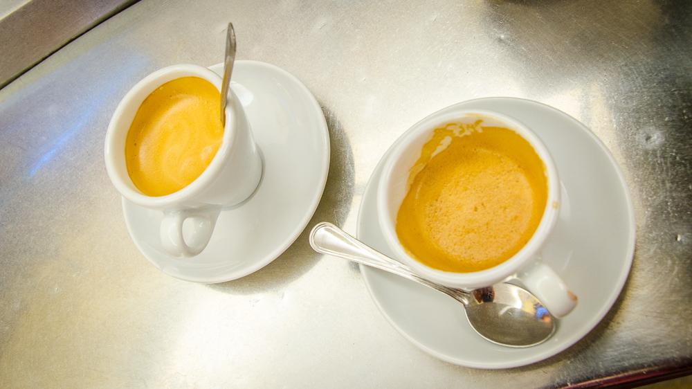 Italian Espresso - Photo by Author