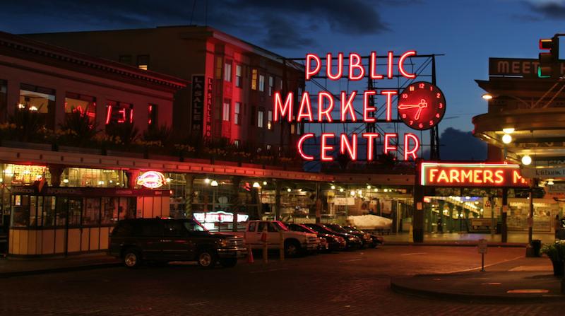 Explore Pike Place Market