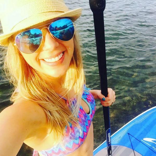 Kara Franker traveled to Costa Rica