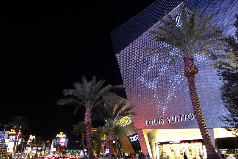 Louis Vuitton Store at Crystals Center
