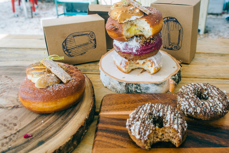 The Salty Donut in Miami
