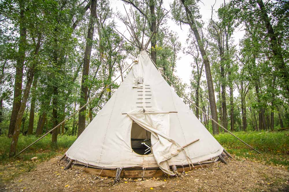 Orbitz-7 reasons North Dakota is cooler than you thought-Sleep-in-a-Tipi