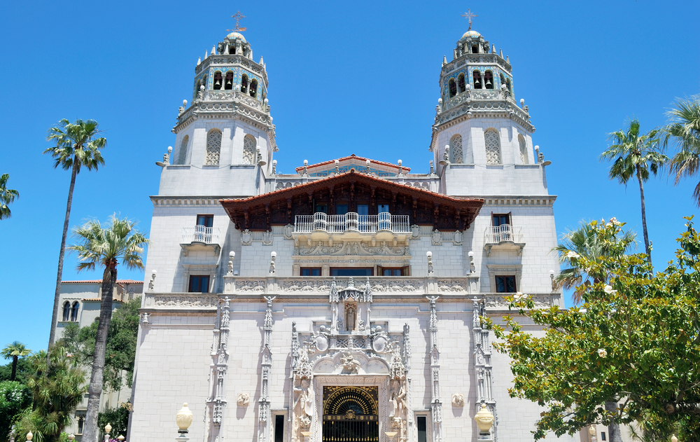 hearst castle-california