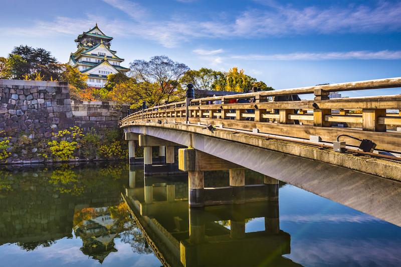 Kansai Region Japan