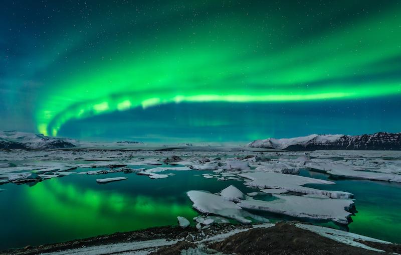 Glacier Lagoon Jokulsarlon Iceland