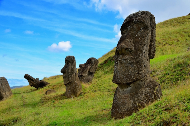 Easter Island Chilean Territory