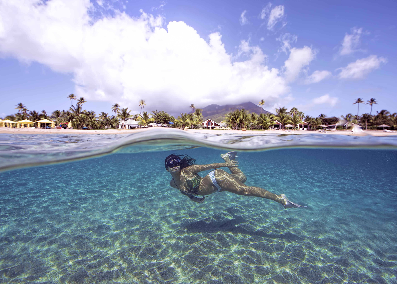 underwater photography nevis west indies