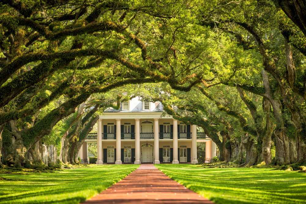 6 mississippi river plantations that are totally amazing for New homes in mississippi