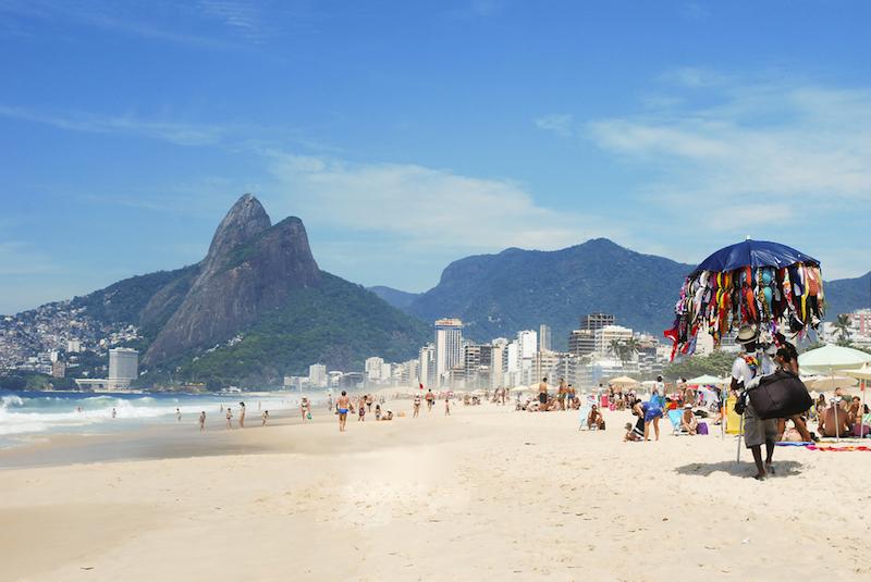 Ipanemabeach-rio de janeiro-brazil