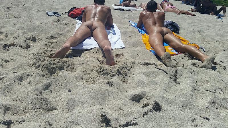 Gay nude beach europe-2044