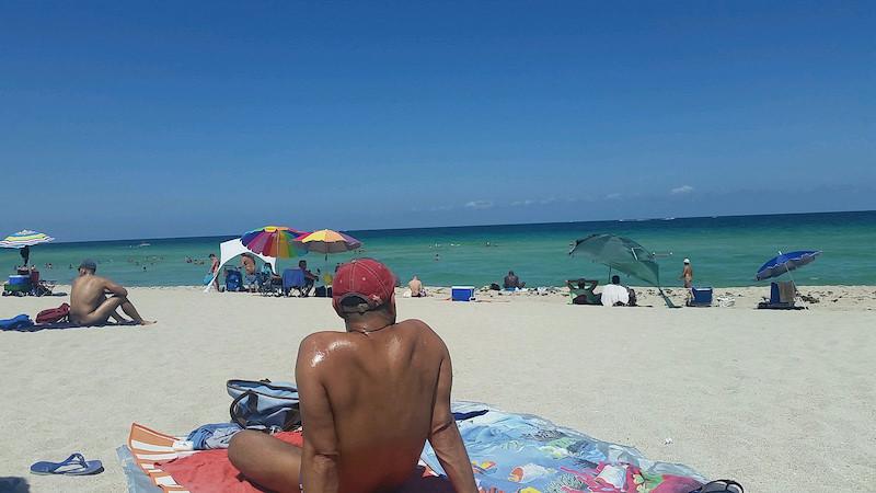 All? Miami haulover beach florida sorry