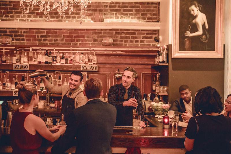Mystic Hotel Bar