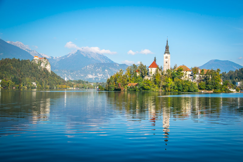 Orbitz-7 Less Visited European Cities-Lake Bled-Getting Stamped-1