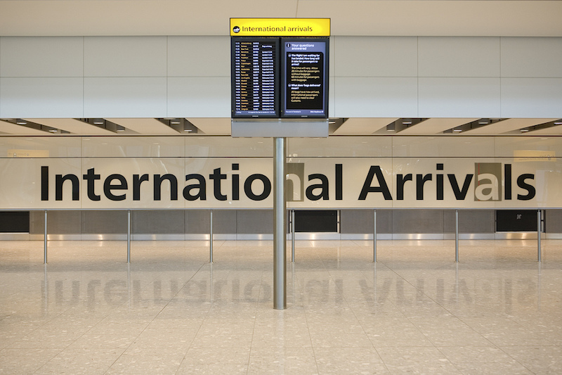 Terminal 5 Heathrow International