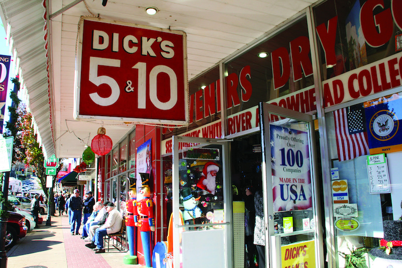 Dick's 5 and 10