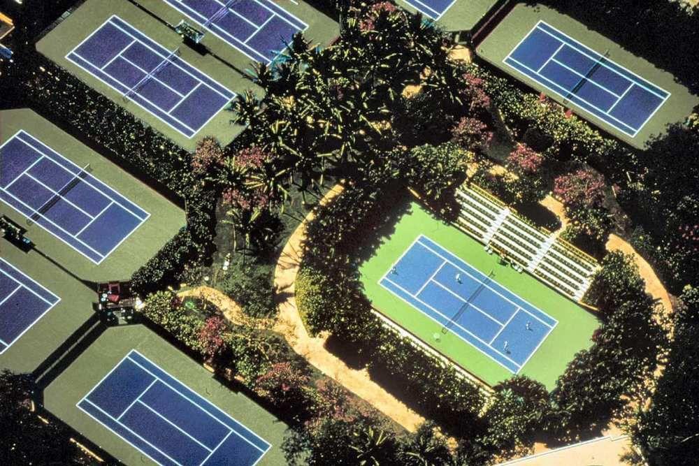 Hilton Waikoloa Village-aerial view