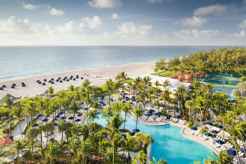 Fort Lauderdale Marriott Harbor Beach Resort Spa